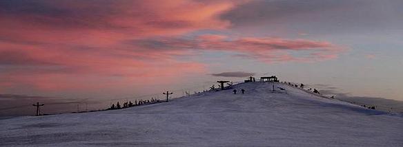 冬季滑雪乐园