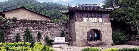 探寻安顺文化古迹