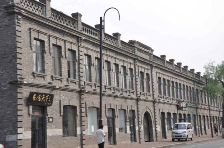 沿途经过圣谢克列耶夫教堂,秋林公司等,买了当地特色的哈尔滨红.图片