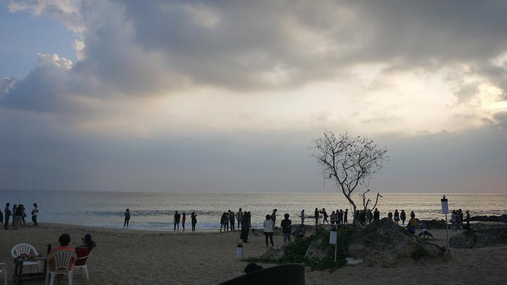 2016因那些年和少年派驰名的白沙湾,果然看到了 白沙湾海水浴场评论 去哪儿攻略社区图片