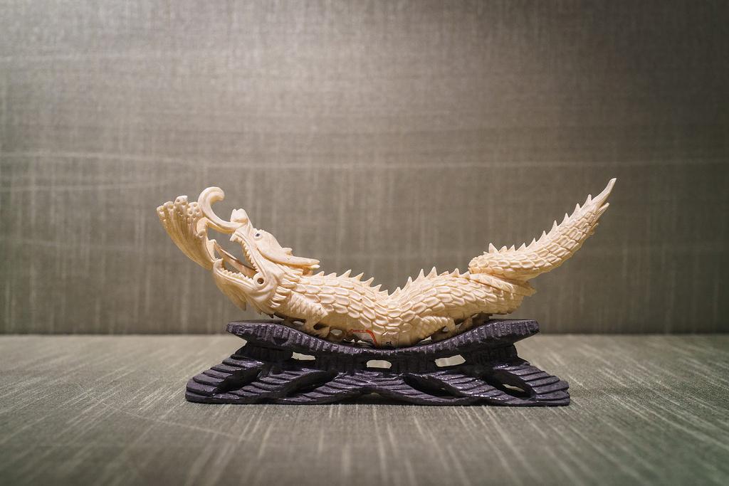 这个是象牙雕成的