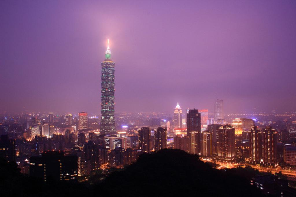 15天倾听台湾的心跳
