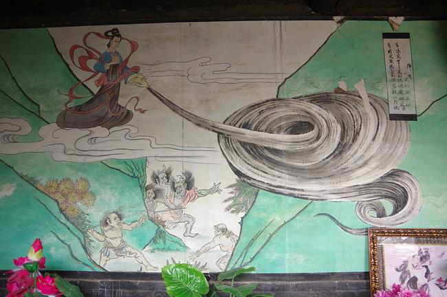 青砖古瓦,凌空攻略--王家大院平遥古城_晋中旅种族梦幻盛世图片