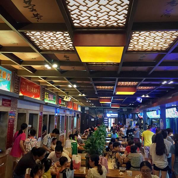 晋江五店市传统街区图片