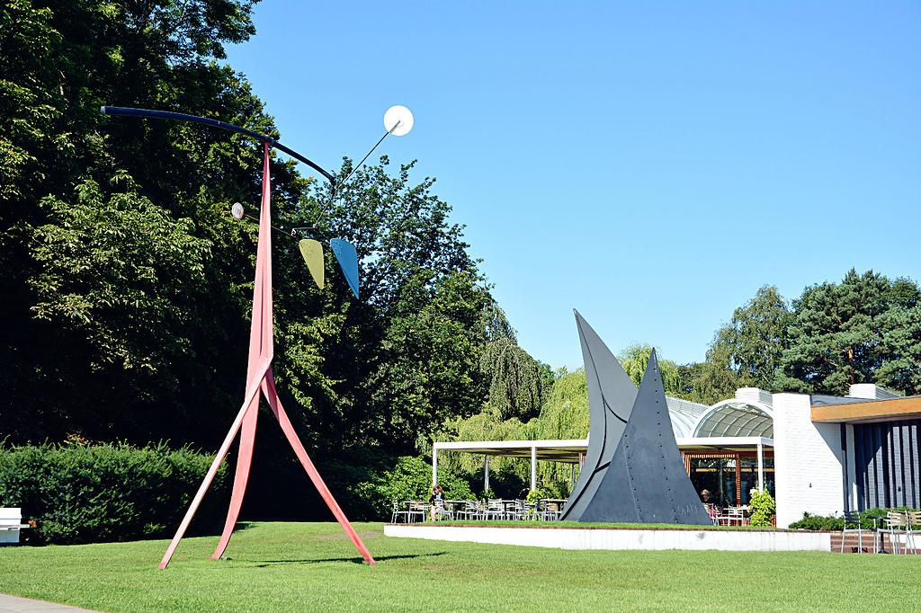 路易斯安那现代艺术博物馆图片