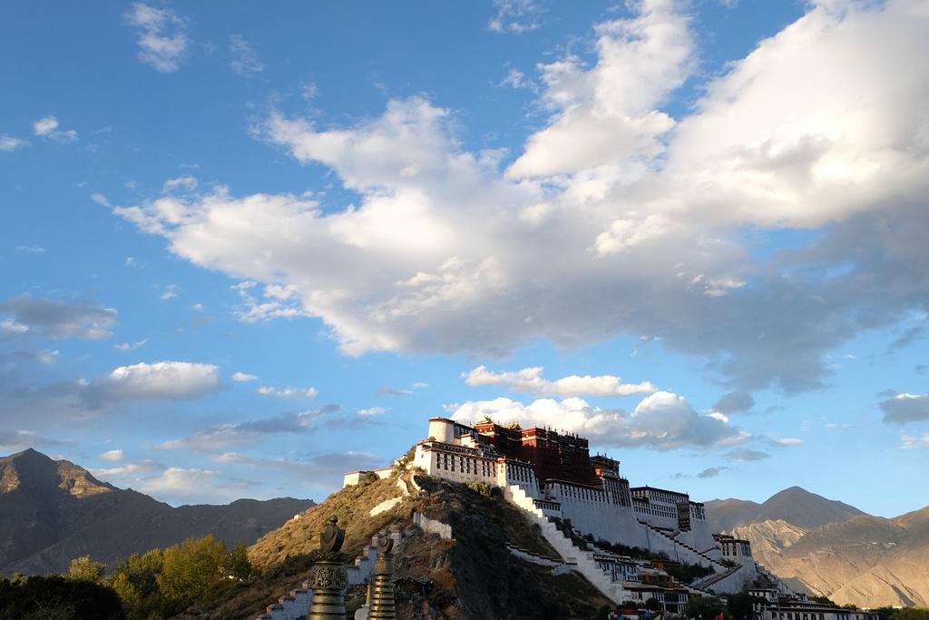 西藏7日: 灵,在心底, 在天堂