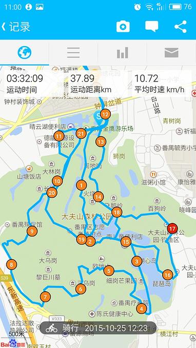 手绘行走地图图片