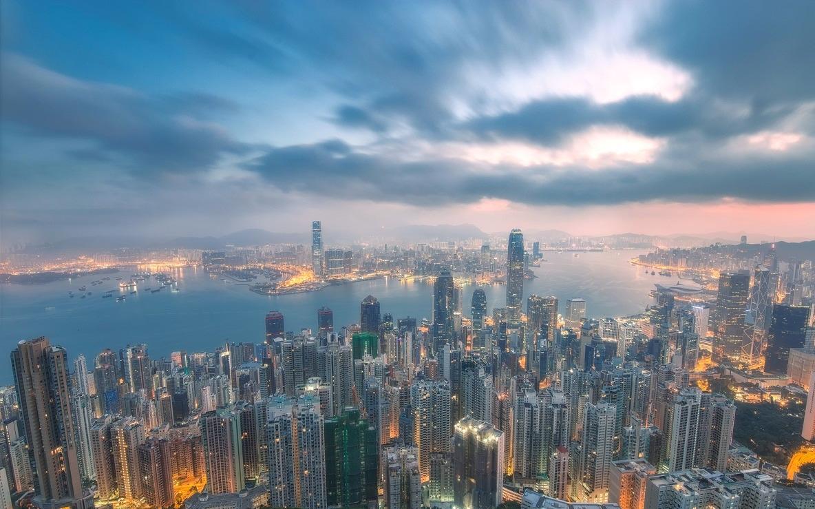 一个人、一台单反、一个背包——暴走香港
