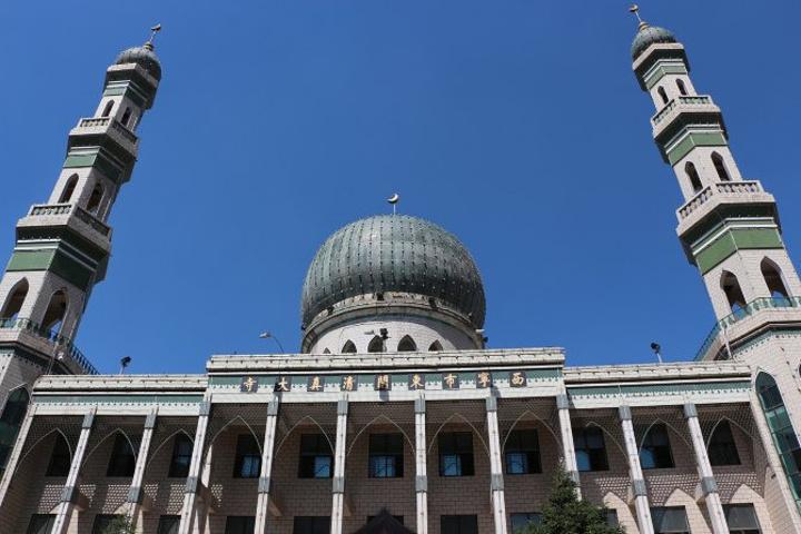 2016整个清真寺很漂亮 东关清真大寺评论 去哪儿攻略社区图片