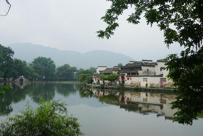宏村风景图片高清