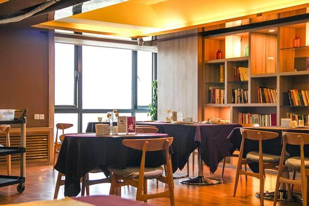 西安自助餐厅设计