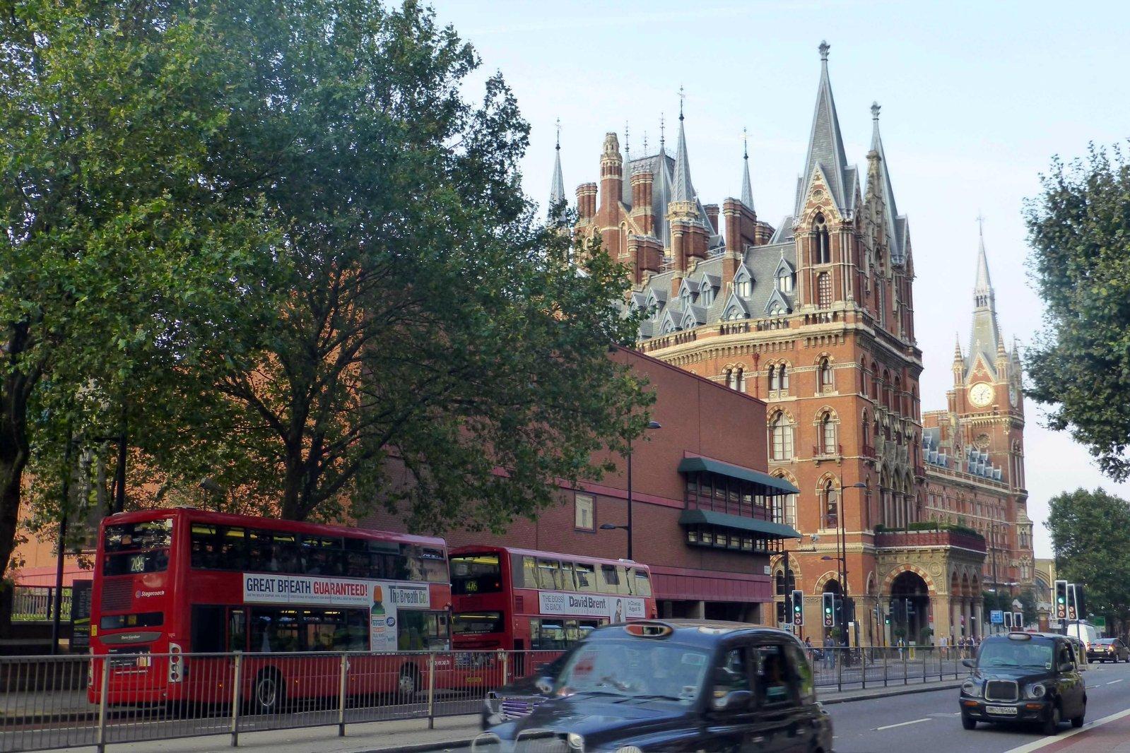 2019大英图书馆住宿攻略,重游伦敦,大英图书馆景泰县游玩攻略图片