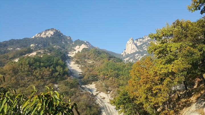 """感嘆大自然的神奇_泰山風景區""""的評論圖片"""