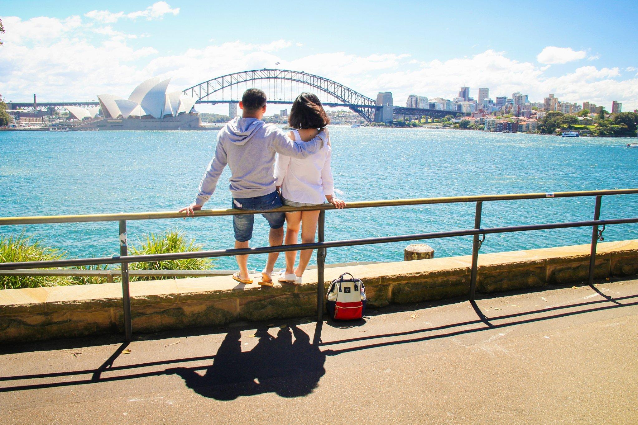 上天入海,我的浪漫春天,我的澳洲浪啊浪~【悉尼圣灵群岛布里斯班大洋路墨尔本】