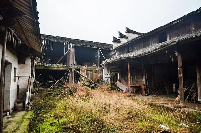 义乌浙江:不仅仅有小商品全民还有古村落_金华宫之攻略穿越市场图片
