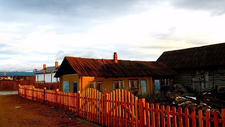 卫生非常干净,很有特色的木制结构的房子,是当地最大规模的一家
