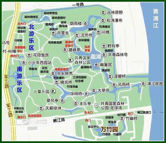 位于杨浦区东北角的