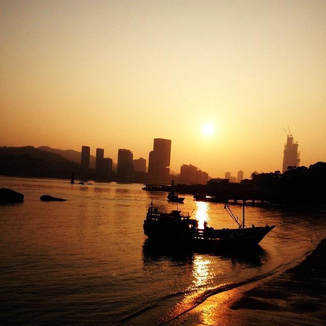 厦门旅游攻略 走自己的路,游历在桂林,厦门  渔船