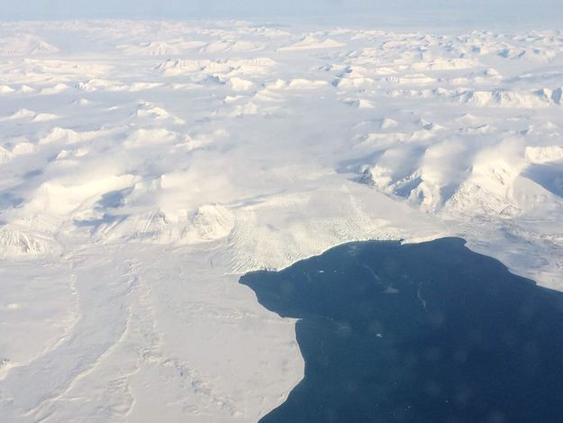 探寻北极,登封造
