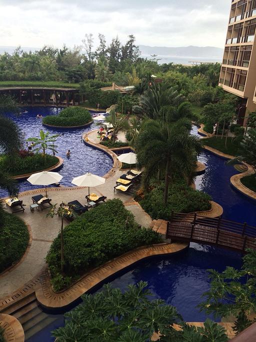 红树林度假酒店大堂吧