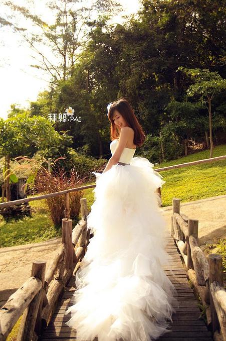 国产婚纱自拍_婚纱·自拍图片