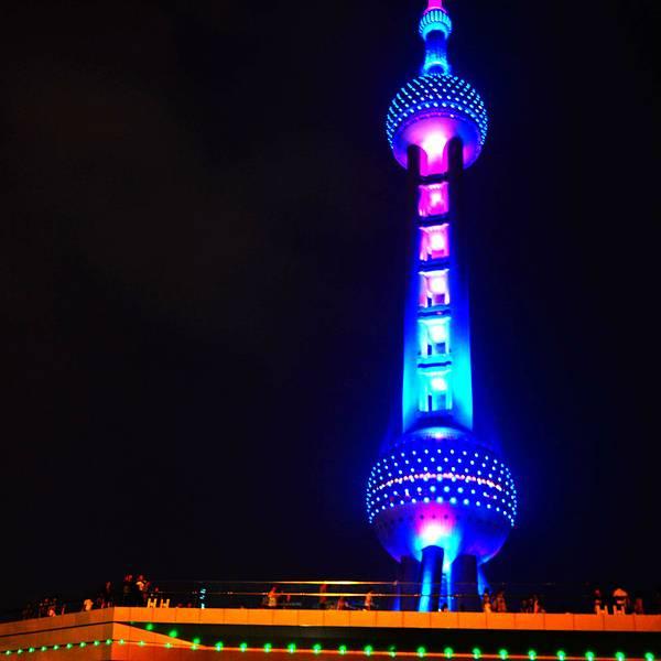 东方明珠广播电视塔旅游攻略