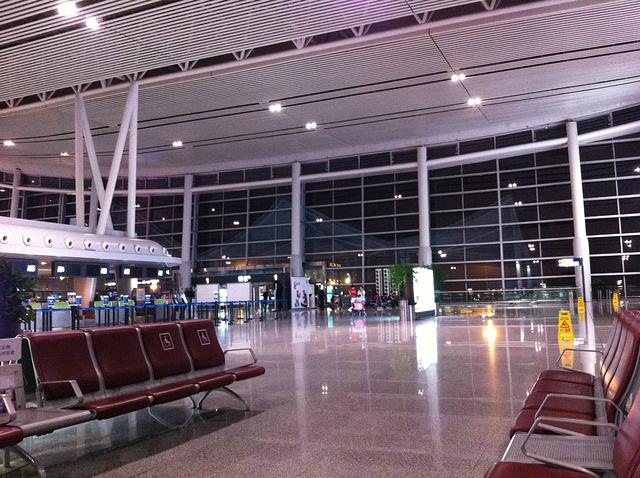 长沙飞机场-重庆