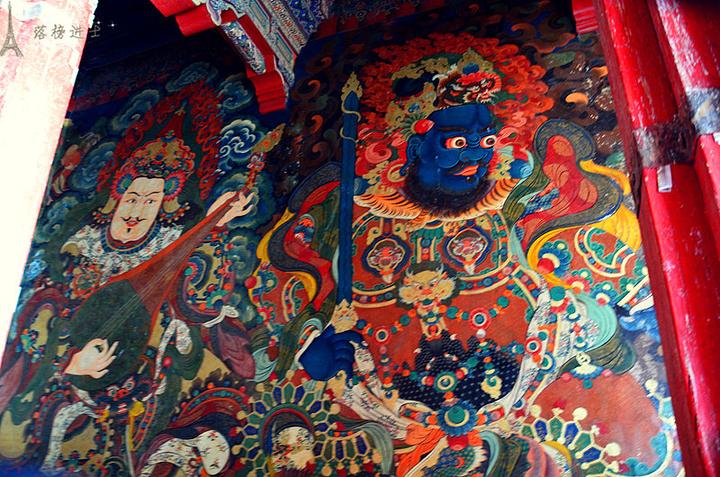 藏族地毯图案素材