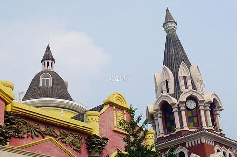 该街以欧式风格建筑为主