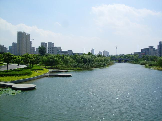 江南大学图片