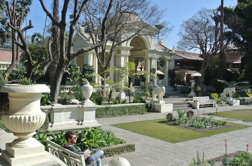 梦花园图片