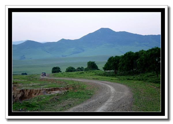 赛罕乌拉庆云山景区图片