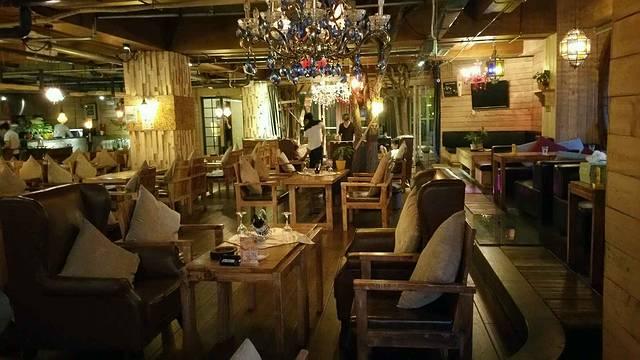 小饭馆吧台装修效果图