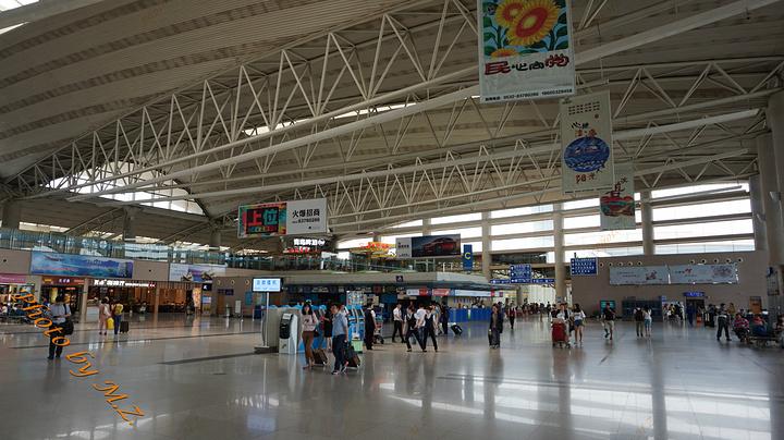 对青岛机场印象还是蛮不错的