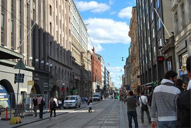 老夫游记之游在北欧四国_斯德哥尔摩旅游攻略