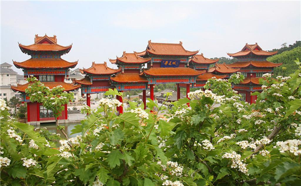 美不胜收华夏城2015年夏季我的清凉之旅