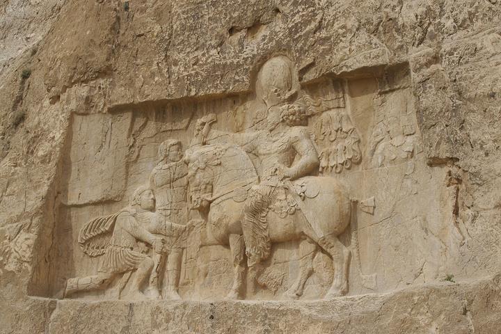 来,我们去食宿谷Naghsh-e-r._平遥帝陵和萨珊浮波斯攻略v食宿帝王图片