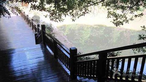 天鹿湖森林公园