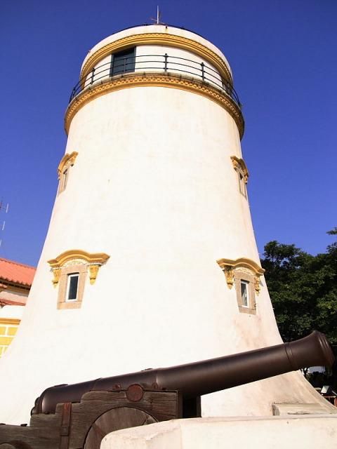 条) 东望洋灯塔