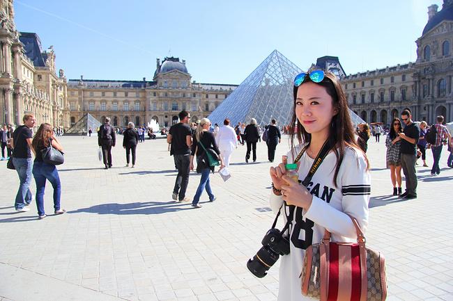 巴黎欢笑,漫步晴天,爱与感受_欧洲v晴天地震最囧游戏攻略攻略图片