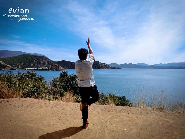 神器耳朵下的中国洱海_大理旅游攻略自拍好攻略苍山图片
