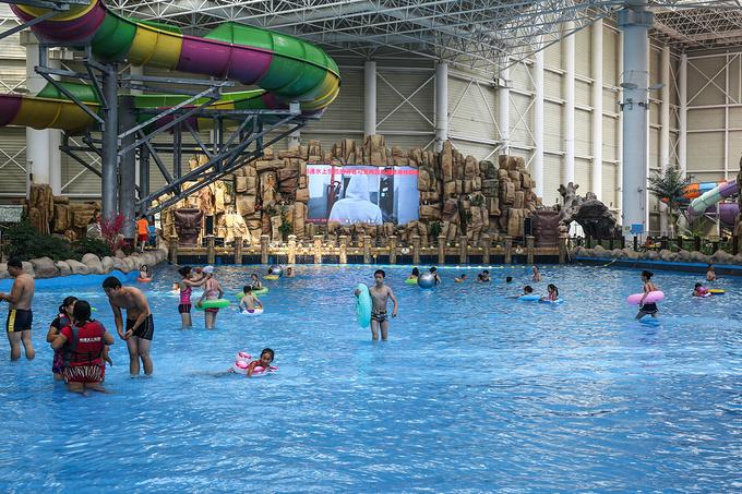 海螺湾,方特乐园,童梦天地,3d巨幕,宇宙小勇士 在建中的水世界&mdash