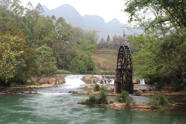 罗平多依河风景区,返程图片