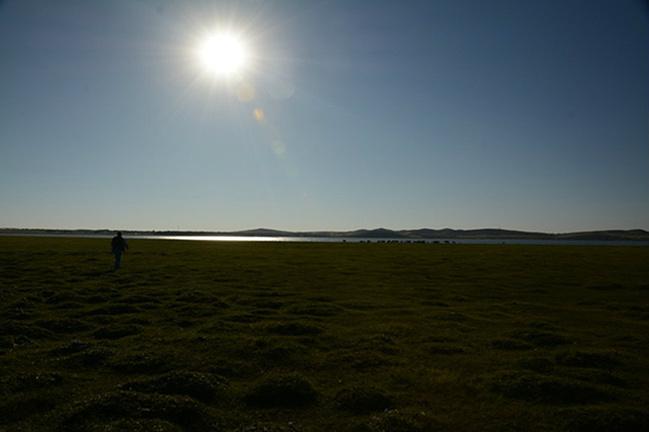 天鹅湖(张家口)图片