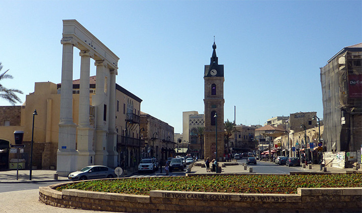 """""""更能感受特拉维夫现代化和古老雅法城的差异。_雅法""""的评论图片"""