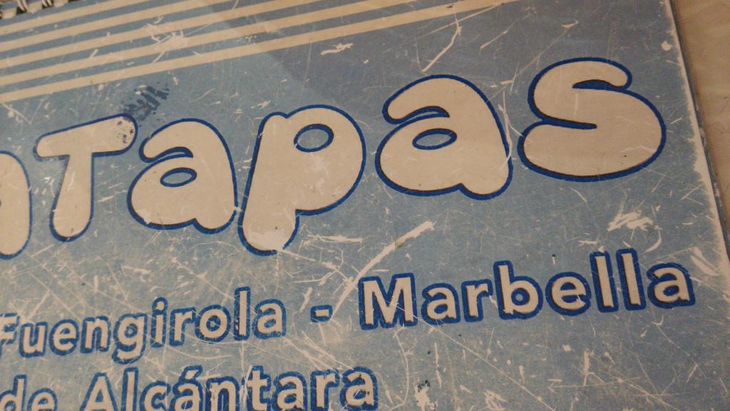 世界上最幸福的事,就是吃货在西班牙