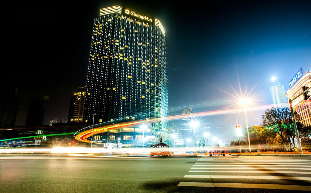 南昌香格里拉大酒店 - 红咖啡厅旅游景点图片