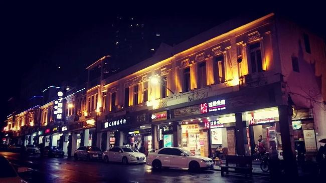 中山路步行街图片