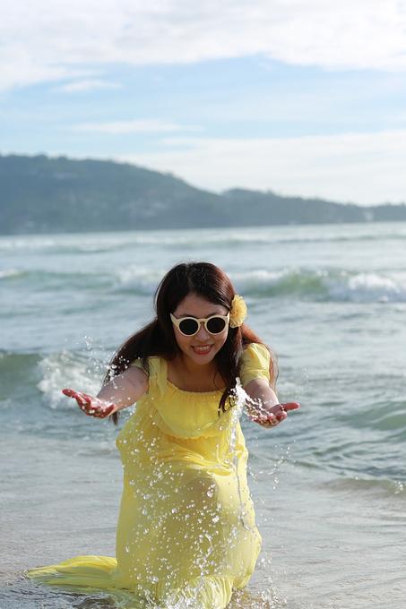 陽光明媚的普吉島圖片