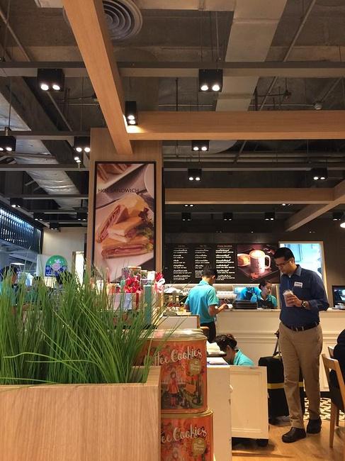 素万那普国际机场图片